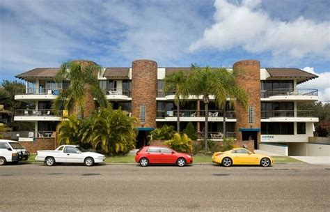 Pacific Apartments (byron Bay)