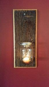 17 best images about my creations on pinterest floating With kitchen cabinets lowes with jam jar candle holders