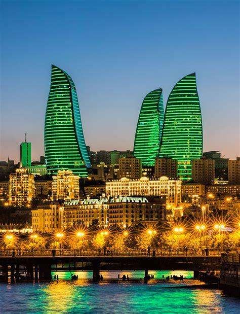 | azerbaijan's capital baku (or bakä± in azeri) is the architectural love child of paris and dubai…albeit with plenty of soviet genes. BIG SALE! 4 night/5 days tour in Baku