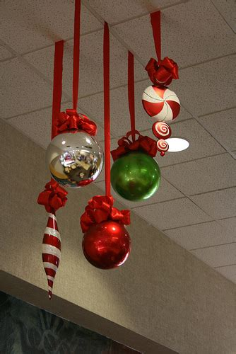 large christmas decor large shaped decorations flickr photo