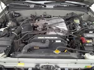 1999 Toyota 4runner Sr5 4x4 3 4 Liter Dohc 24