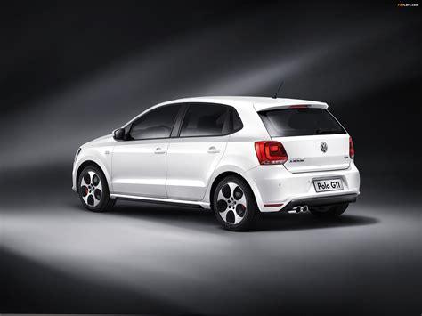 Volkswagen Polo Wallpapers by Volkswagen Polo Gti 5 Door Cn Spec Typ 6r 2012