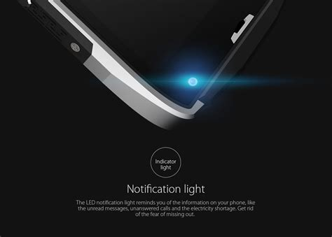 notification led light uhans u200 price specs and order xiaomitoday
