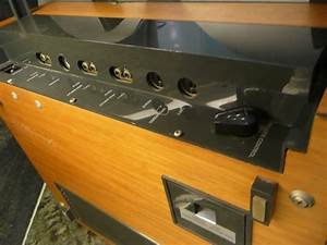 Revox A 77 4 Track Tape Recorder With 3 Ampex Tapes