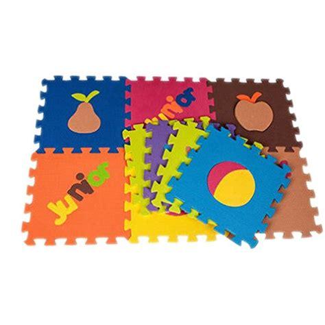 la vogue tapis de puzzle fruit en mousse anti d 233 rapant