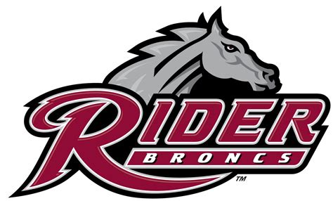 Image result for Rider university logo