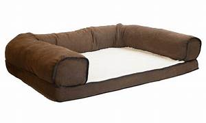 55 off on sofa style orthopedic pet bed livingsocial shop With sofa style orthopedic pet bed