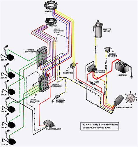 Mariner 115 Hp Wiring Diagram i m looking for a wiring diagram for a 1984 mercury 115 hp