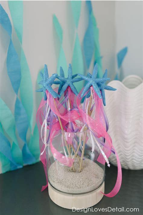 diy mermaid birthday party ideas  design loves detail