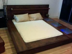 King Size Platform Bed Plans King Size Platform Bed Plans