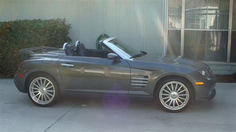Chrysler Crossfire Srt 6 Roadster Photos And Comments