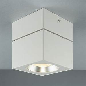 Bruck surface mount square modern led ceiling