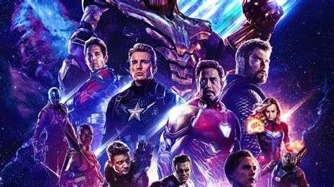 avengers endgame    wallpaper hd