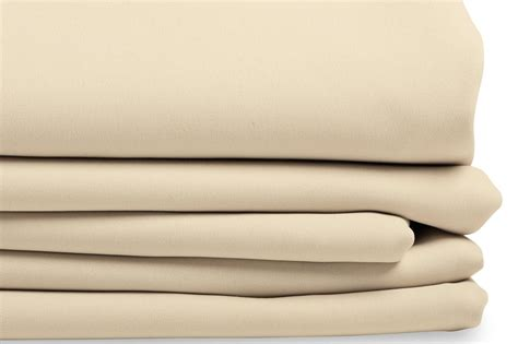 eggshell color beige blackout curtain solid eggshell mc634 moondream