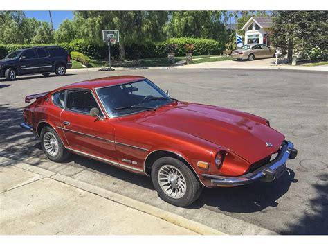 260z Datsun For Sale by 1974 Datsun 260z For Sale Classiccars Cc 887234
