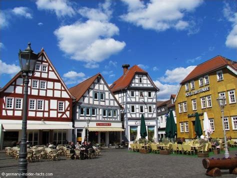 hessen germany places  visit facts