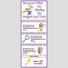 209 Best Images About Literacyparts Of Speech And Grammar On Pinterest  Anchor Charts, Grammar