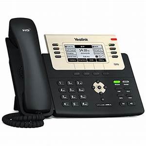 Yealink Sip-t27g 6-line Gigabit Ip Phone