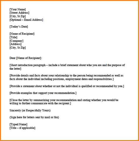 personal letter template task list templates