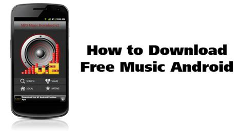 How To Download Free Music Android Androidtapp
