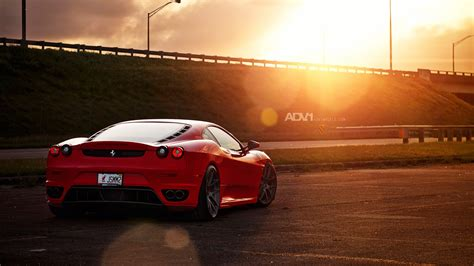 Ferrari F430 Car In 1600x900 Resolution