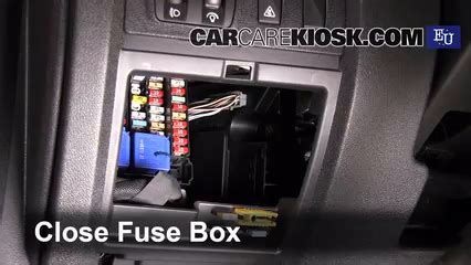 Interior Fuse Box Location Renault Megane