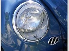 Fiberglass Front Fender, Standard VW Beetle, Early