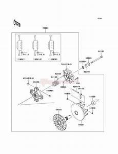 Arctic Cat 650 V2 Parts Diagram