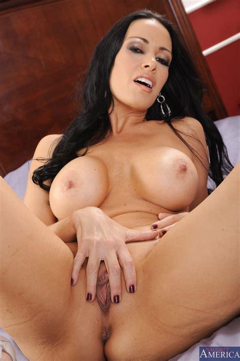 Dark Haired Woman Spread Her Legs Wide Photos Vanilla