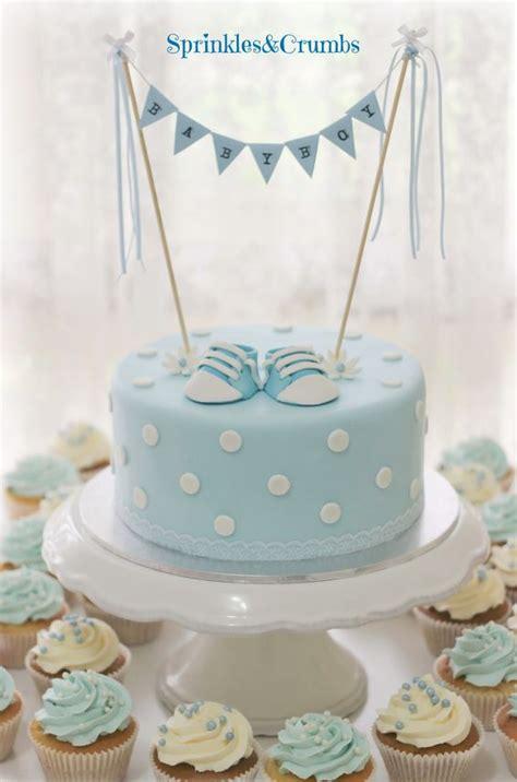 southern blue celebrations baby shower cakes  boys