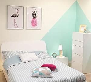 amenager une petite chambre a coucher kolorados With petite chambre ado fille