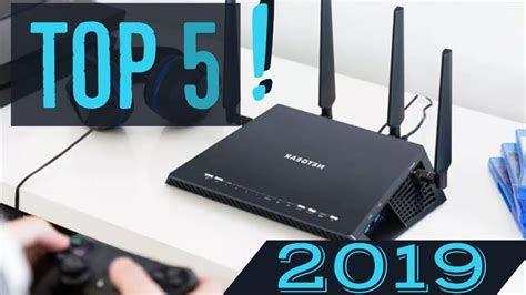 best wireless routers in 2019 youtube