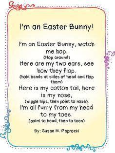i m an easter bunny poem rhymes finger plays songs edu 762 | 636e9a498d8126208bb6d7eb1dd71ddc