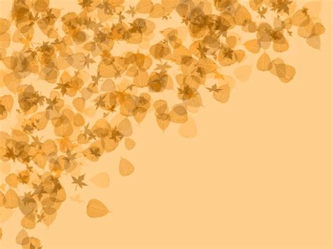 Autumn Leaves Fall Backgrounds Powerpoint by Backgrounds Powerpoint 2015 Wallpaper Cave