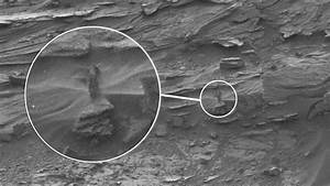 NASA's Curiosity Rover Captures Image of Woman-Shaped ...