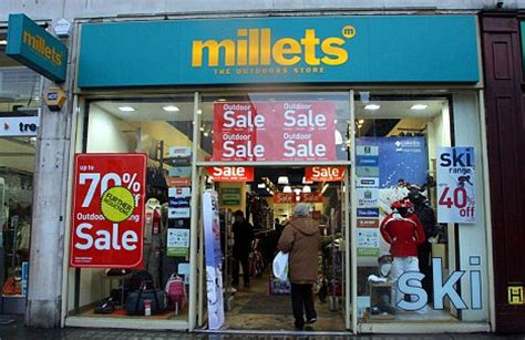 high street icon millets faces oblivion as parent company