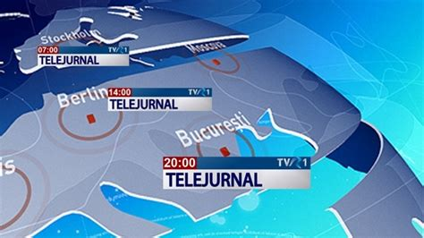 Informează-te Cu Telejurnalul Tvr!