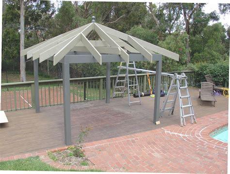 gazebo roofs how to install outdoor gazebo kits pergola roof shingles