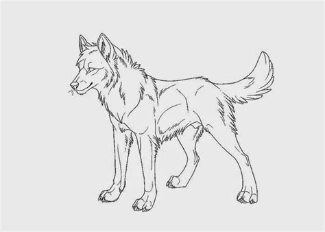 Wolf Coloring Pages - Costumepartyrun