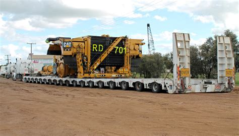 mega movers rely  drake truck trailer building