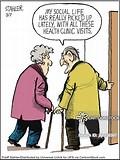 Image result for Funny Senior Citizen Cartoons