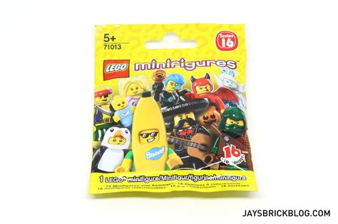 lego blind bags review lego minifigures series 16