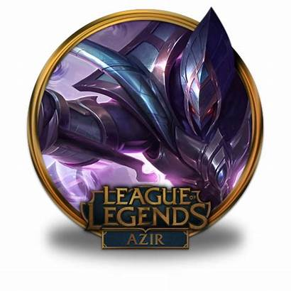 Azir Galactic Icon Fazie69 Icons Legends Border