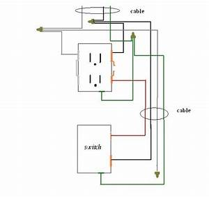 Home Wiring Guide  How To Wire A Switched  Half