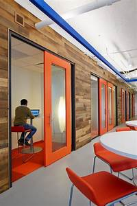 Chicago, Office, Interior, Design, Adapts, To, Different, Work, Styles
