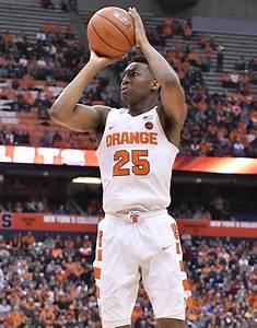 Syracuse and Kansas Sport a History on the Basketball ...