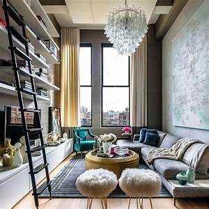 Un Loft New Yorkais Ultra Sophistiqu Marie Claire