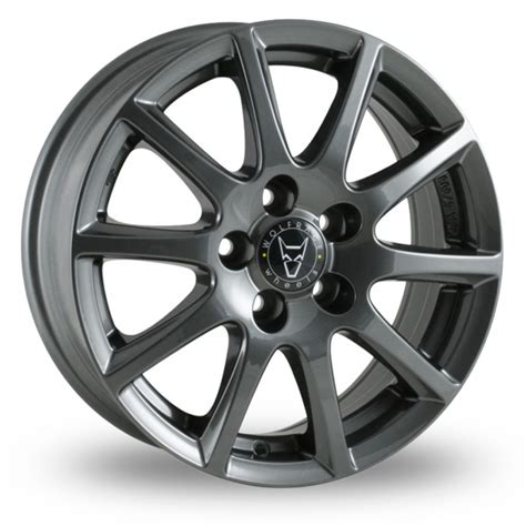 Wolfrace Milano Alloy Wheels