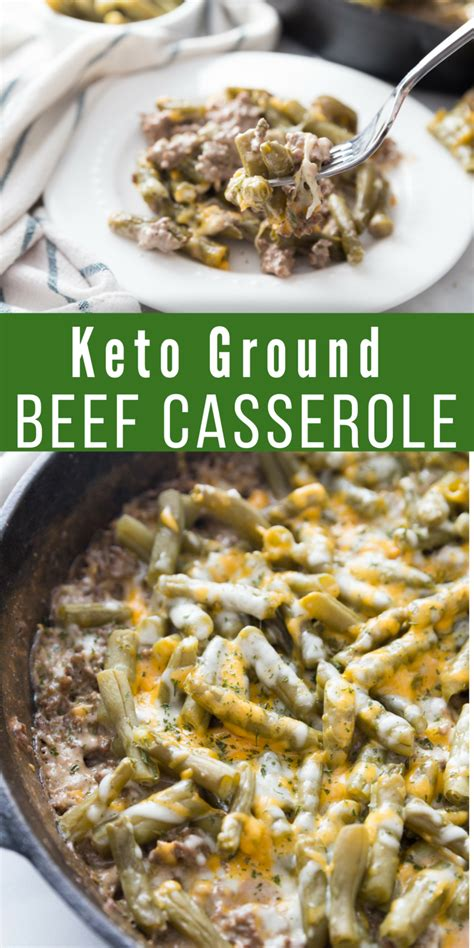 My latest recipe published there is called: Easy Keto Ground Beef Casserole | Recipe | Keto recipes, Ketogenic recipes, Keto casserole