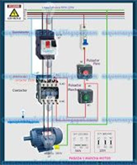 three phase motor connection star delta without timer control diagrams electrical technology